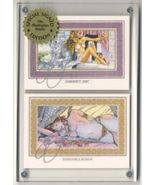 Autographed Steve Woron TWO GUINEVERE Cards Screwdown - $19.95