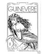 Woron's Fantasy HUGE GUINEVERE Portfolio~Cased Set;RARE - $149.95