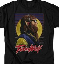 Teen Wolf Tee retro 80's Fantasy movie Scott Howard graphic t-shirt MGM277 image 3