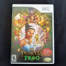 The Princess and the Frog (Nintendo Wii, 2009) - Tested - Complete - VGC -  - $7.77
