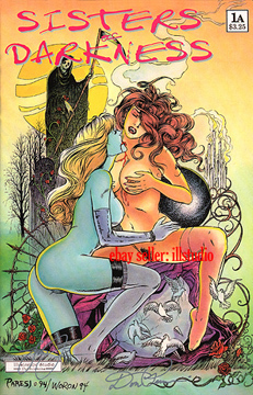 Paresi's ~strange~SISTERS of DARKNESS all 5 ISSUES NM!