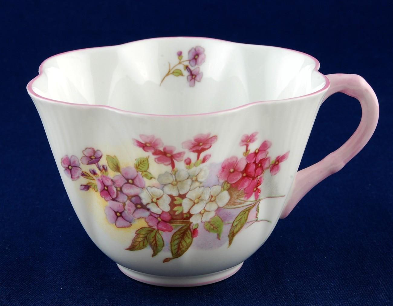 Shelley stocks cup dainty