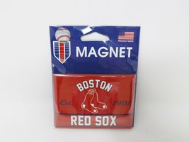WinCraft Boston Red Sox Magnet - New - $7.99