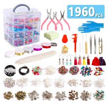 Jewelry Making Kit Jewelry Making Supplies Jewelry Beads Teen Gift Jewel... - $64.99