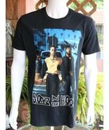 Boyz N The Hood Mens Graphic Tee Black 100% Cotton T-Shirt Size L NEW - $19.99