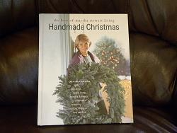 1995 edition the best of martha stewart living Handmade Christmas book