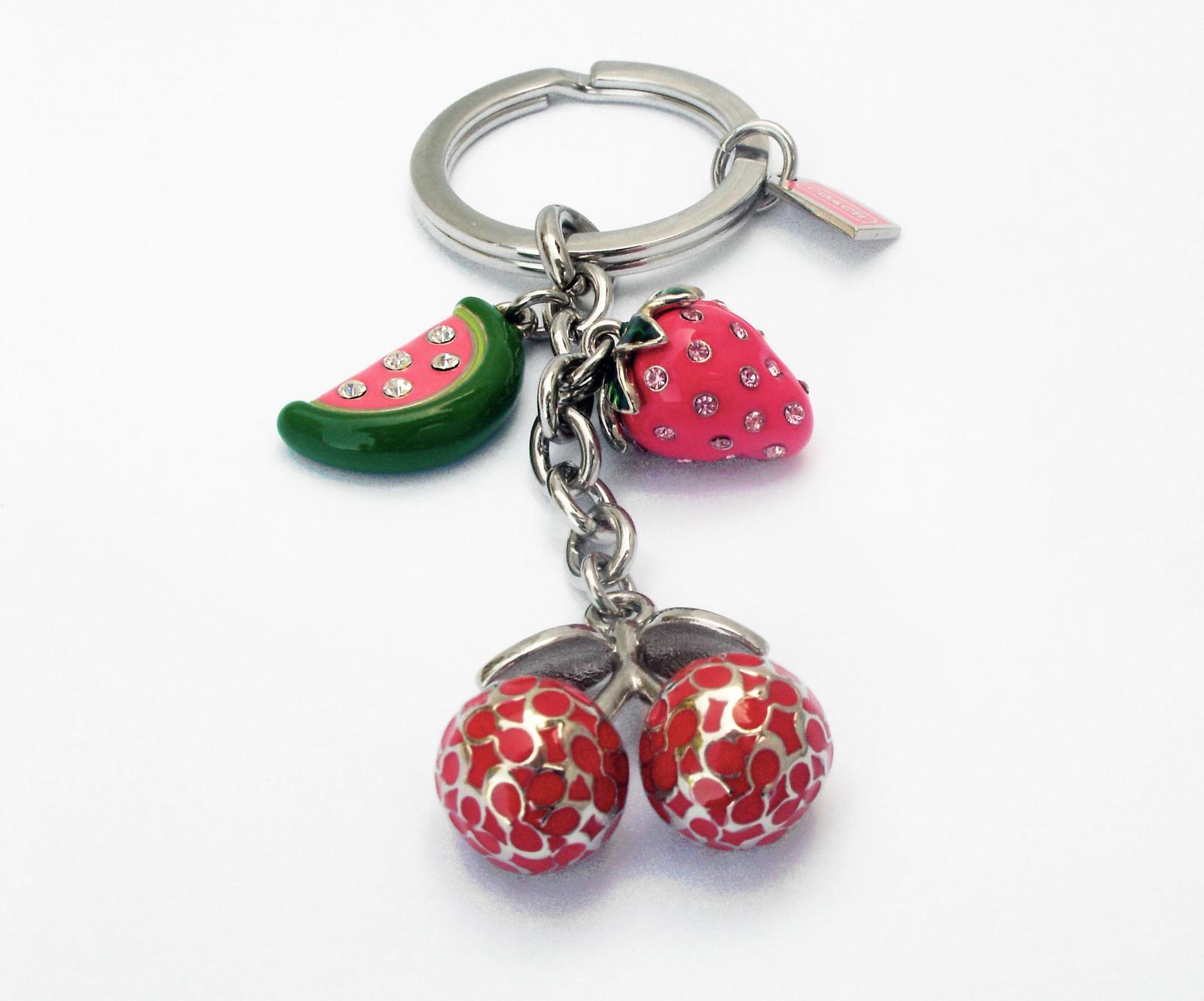 KEYCHAIN Berry Key Fob