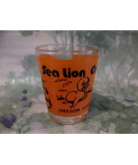 Sea Lion Caves Oregon Coast Souvenir Shot Glass - $4.99