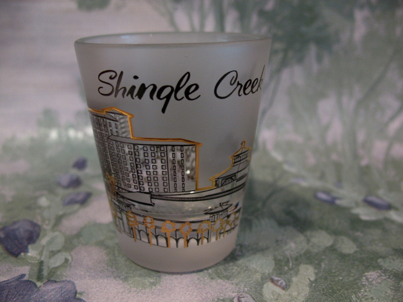Rosen Shingle Creek Orlando Florida Souvenir Shot Glass