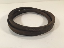 Genuine Toro 7-0161 Replacement Drive Belt New Old Stock - $19.99