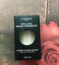 L'Oreal Infallible Magic Lip Pigments Powder-To-Cream 440 Ivy League - $3.00