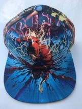 DC Comics The Flash Adjustable Snapback Graphic Hat Bioworld Super Hero - $17.81