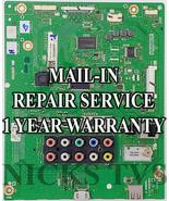 Mail-in Repair Service DKEYMG460FM02N LC-70LE661U - $99.95