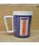 Vintage 1987 Ford Truck Operations Coffee Cup Mug F-Series Bronco Ranger - $27.71