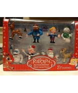 New 1960's Christmas holiday Special Rudolph The Red Nosed Reindeer toy ... - $27.77