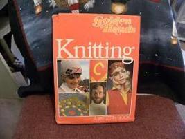 """Book-""""Golden Hands Knitting"""" - $7.00"""