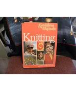 "Book-""Golden Hands Knitting"" - $7.00"