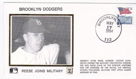 PEE WEE REESE JOINS THE MILITARY BROOKLYN DODGERS BROOKLYN NY MAY 17 199... - $2.98