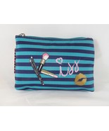 """Modella """"Kiss"""" Zippered Purse Kit Cosmetic Travel Case Bag Pouch - New - $14.24"""