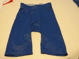 Adams USA Support shorts 1 pair royal blue athletic sports XXS 20-22 NOS - $10.68