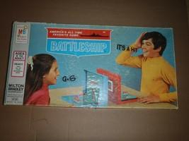 Vintage 1971 Battleship Game Milton Bradley 4730 - Complete - Original Box - USA - $37.39