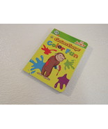 Leap Frog Curious George Color Fun Tag Junior Board Book - $16.37