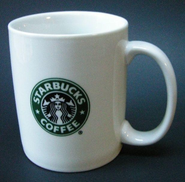 Starbucks Coffee Mug Tea Cup White Abbey and 11 similar items