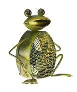 Deco Breeze Decorative Figurine Metal Fan - Frog  - $187.00