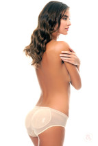 Foxy Fanny® Lowrise Silicone Padded Panty Booty Pad Set by Bubbles Bodywear - $39.00