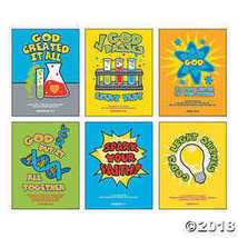 Divine Discoveries Poster Set - $9.34