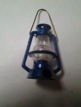 Metal Blue Lantern Pencil Sharpener-SHIPS N 24 HOURS - $11.64