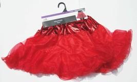 Red Tutu Halloween Cosplay Small-Medium Costume Accessory Red Harley Qui... - $8.81