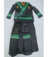 Lego Ninjago LLOYD Child Deluxe Costume No Mask - Size L/G (10-12) - NWT - $22.99