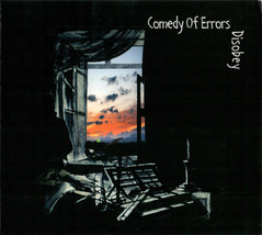 Comedy Of Errors – Disobey- CD - $15.99