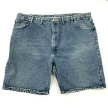 Wrangler Herren Größe 48 Jeans-Shorts Bequeme Passform Jeans Jorts Erwachsene - $15.73