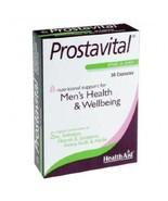 Health Aid - Prostavital Capsules Zinc Selenium Vit E Lycopene - $15.26
