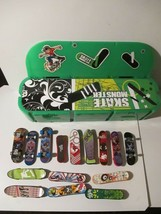 Skate Monster Case Tech Deck & Misc. Boards, Tools, & Accessories - $29.66