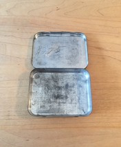Vintage 50s Hexylresorcinol Sucrets 24 lozenge tin packaging image 3