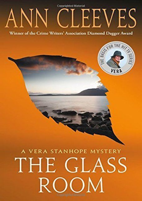The Glass Room : The 5th Vera Stanhope Mystery : Ann Cleeves: New Hardcover  @ZB