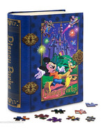 Mickey Mouse and Friends Storybook Jigsaw Puzzle Walt Disney World Theme... - $69.95