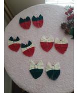 Macrame festive feather boho earrings,statement earrings,fringe,Dangle E... - $11.00