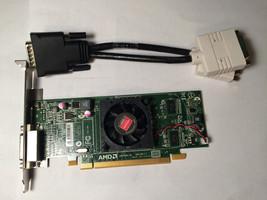 Dell 236X5 AMD Radeon HD 3650 512MB DDR3 64-Bit PCIe x16 Video Card + DV... - $19.79