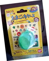Tamagotchi Funda Verde 1997 Original con Todos Personaje Foca Bandai Jap... - $85.12 CAD