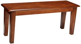 Ashley Furniture Signature Design - Berringer Dining Bench - Rectangular... - £49.87 GBP