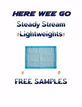 Steady Stream PuppyTraining Pads Assorted Sizes for dogs up to 10-20-35 ... - $28.50+