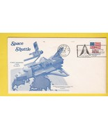 SPACE SHUTTLE FIRST MANNED FREE FLIGHT EDWARDS CA 8/12/77 STAMPS FOR MIS... - £1.52 GBP