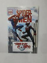 SPIDER-MEN #1 - THIRD EYE COMICS VARIANT - FREE SHIPPING! - $23.38