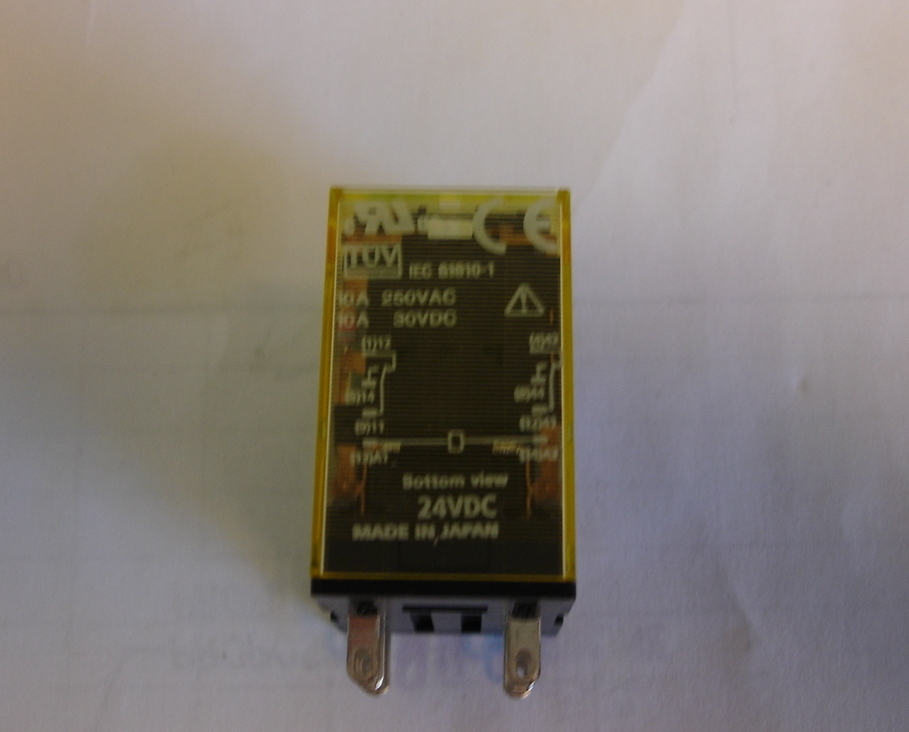 idec Relay RU2S-C-D24