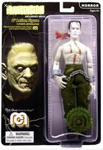 "MEGO Horror Frankenstein Bare Chested with Stitches 8"" Action Figure. In... - $19.90"