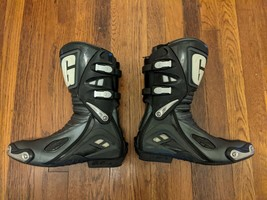 Gaerne GRS Racing Street Track Motorcycle Boots - US 10 / Euro 44 - $106.25
